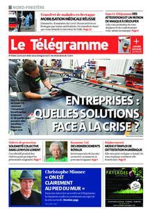 Le Télégramme Brest Abers Iroise – 06 avril 2020