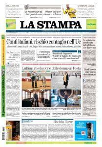 La Stampa Imperia e Sanremo - 8 Marzo 2018
