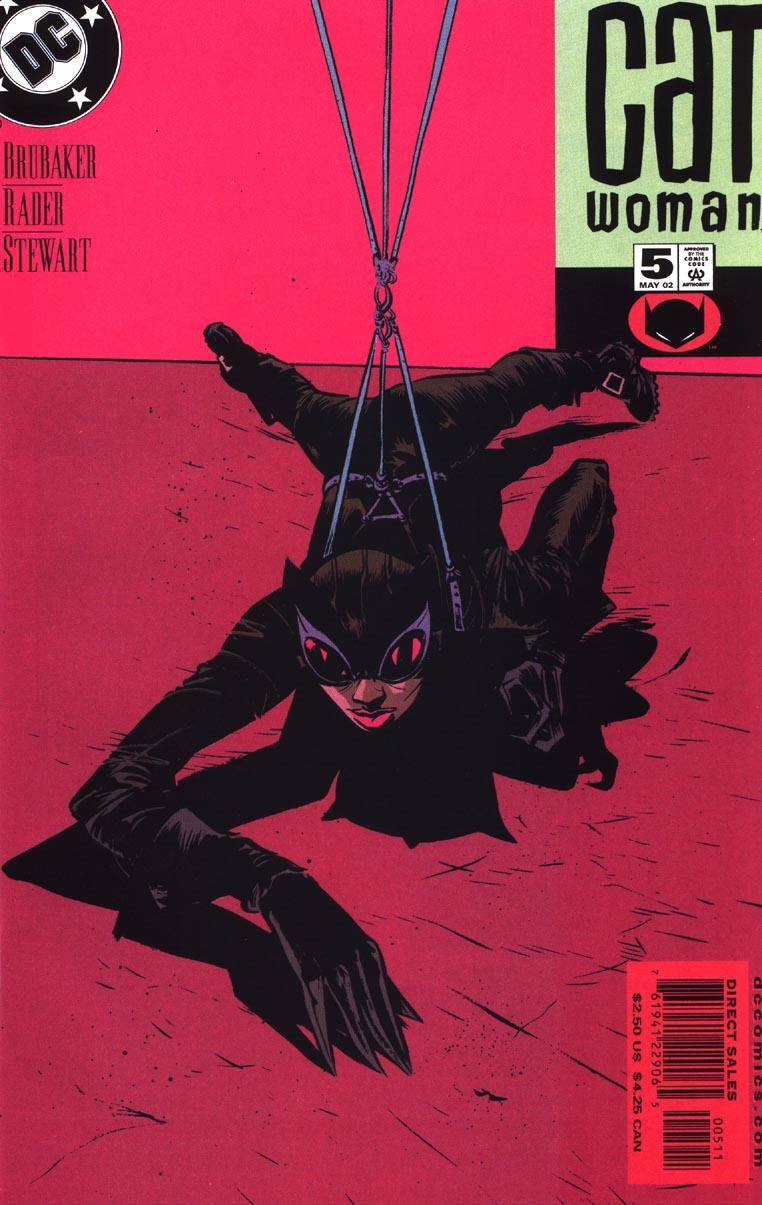 Catwoman v2 005 Trickle Down Theory