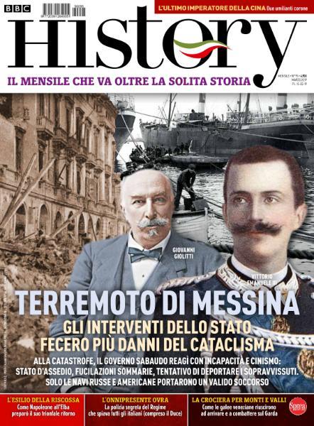 BBC History Italia N.95 - Marzo 2019