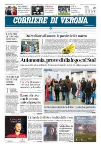 Corriere di Verona – 08 marzo 2019