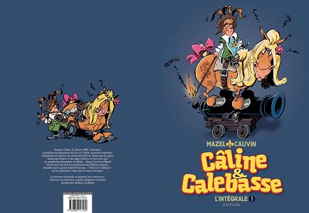 Les Mousquetaires - Câline et Calebasse - Intégrale 1
