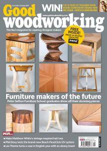 Good Woodworking - October 2017