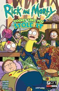 Rick and Morty - Pocket Like You Stole It 002 2017 digital dargh-Empire