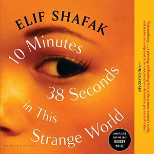 10 Minutes 38 Seconds in This Strange World [Audiobook]