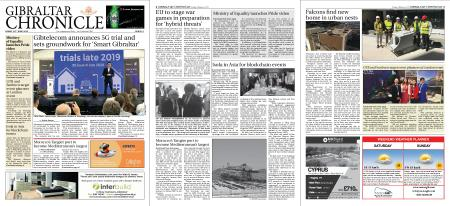Gibraltar Chronicle – 28 June 2019