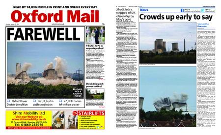 Oxford Mail – August 19, 2019