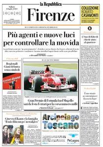 la Repubblica Firenze - 11 Luglio 2020