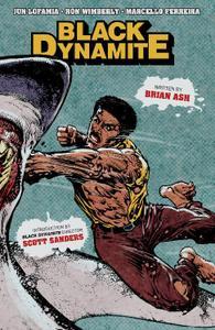 IDW-Black Dynamite 2020 Hybrid Comic eBook