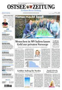 Ostsee Zeitung Wolgast - 10. Januar 2018