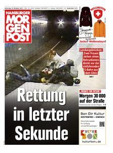 Hamburger Morgenpost – 28. November 2019