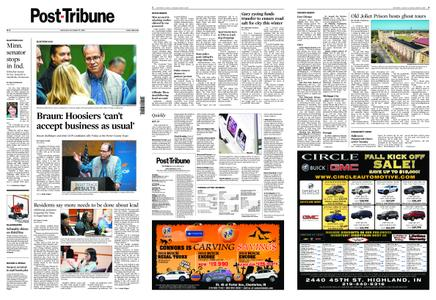 Post-Tribune – October 27, 2018
