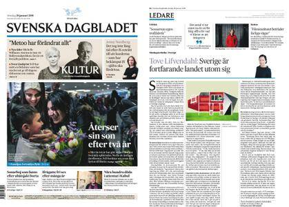 Svenska Dagbladet – 28 januari 2018