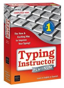 Individual Software Typing Instructor Platinum 21.1