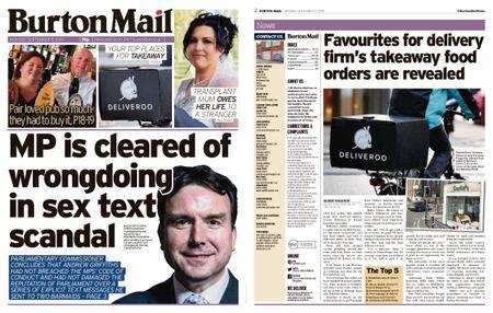 Burton Mail – September 09, 2019