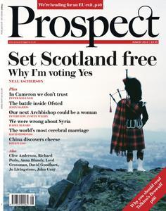 Prospect Magazine - August 2014