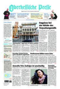 Oberhessische Presse Marburg/Ostkreis - 06. Juni 2018