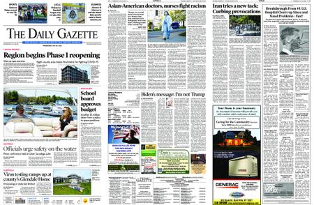 The Daily Gazette – May 20, 2020