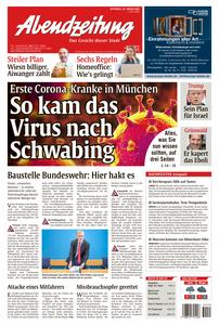 Abendzeitung München - 29 Januar 2020