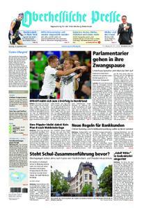 Oberhessische Presse Marburg/Ostkreis - 10. September 2019