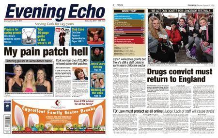 Evening Echo – February 17, 2018