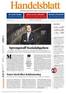 Handelsblatt - 08. Oktober 2018