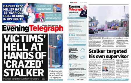 Evening Telegraph First Edition – December 12, 2018