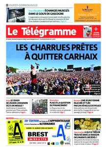 Le Télégramme Ouest Cornouaille – 10 janvier 2020