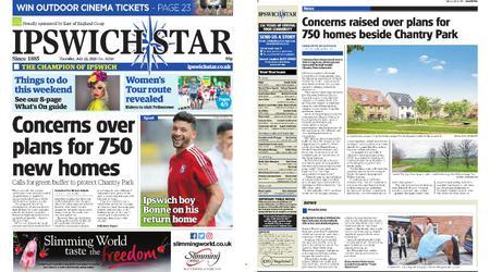 Ipswich Star – July 22, 2021