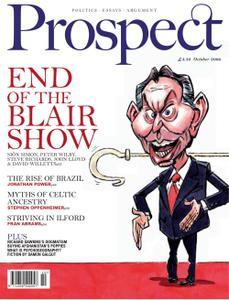 Prospect Magazine - October 2006