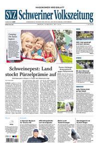 Schweriner Volkszeitung Hagenower Kreisblatt - 13. Mai 2019