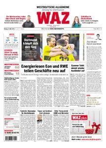 WAZ Westdeutsche Allgemeine Zeitung Oberhausen-Sterkrade - 12. März 2018