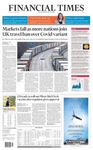 Financial Times Europe - December 22, 2020