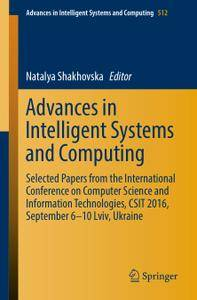 Advances in Intelligent Systems and Computing: Volume 512