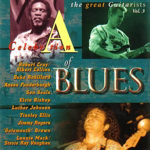 Various Artists - A Celebration of Blues: The Great Guitarists, Vol. III (1996)