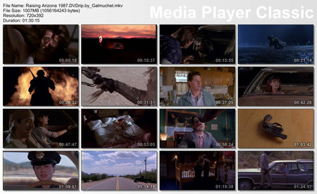 Raising Arizona [Arizona Junior] 1987 Repost