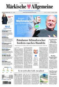Neue Oranienburger Zeitung - 09. Oktober 2018