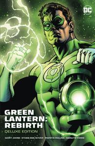 Green Lantern-Rebirth Deluxe Edition 2019 digital Son of Ultron