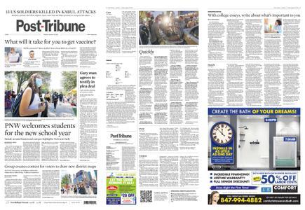 Post-Tribune – August 27, 2021