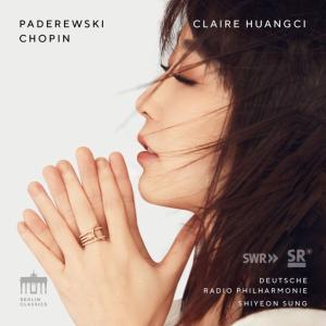 Claire Huangci - Paderewski and Chopin: Piano Concertos (2019)