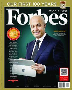 Forbes Middle East English Edition - November 2017