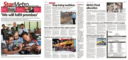The Star Malaysia - Metro South & East – 02 October 2019