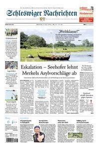 Schleswiger Nachrichten - 02. Juli 2018