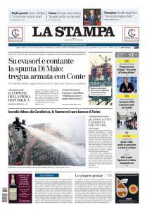 La Stampa Torino Provincia e Canavese - 22 Ottobre 2019
