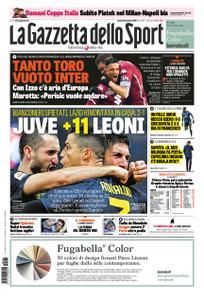 La Gazzetta dello Sport Roma – 28 gennaio 2019