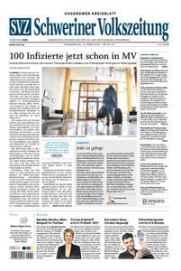 Schweriner Volkszeitung Hagenower Kreisblatt - 19. März 2020