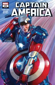 Captain America 023 2020 Digital Zone
