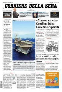 Corriere della Sera - 12 Novembre 2017