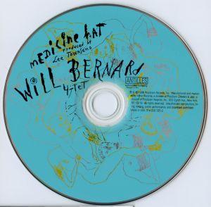 Will Bernard - Medicine Hat (1998) {Antilles}