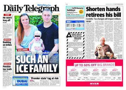 The Daily Telegraph (Sydney) – March 14, 2018